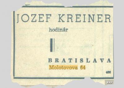 Dňa 04.04.1946 uverejnila Národná obroda, str. 17