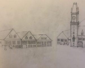 - BA Hlavné námestie v 16. stor.