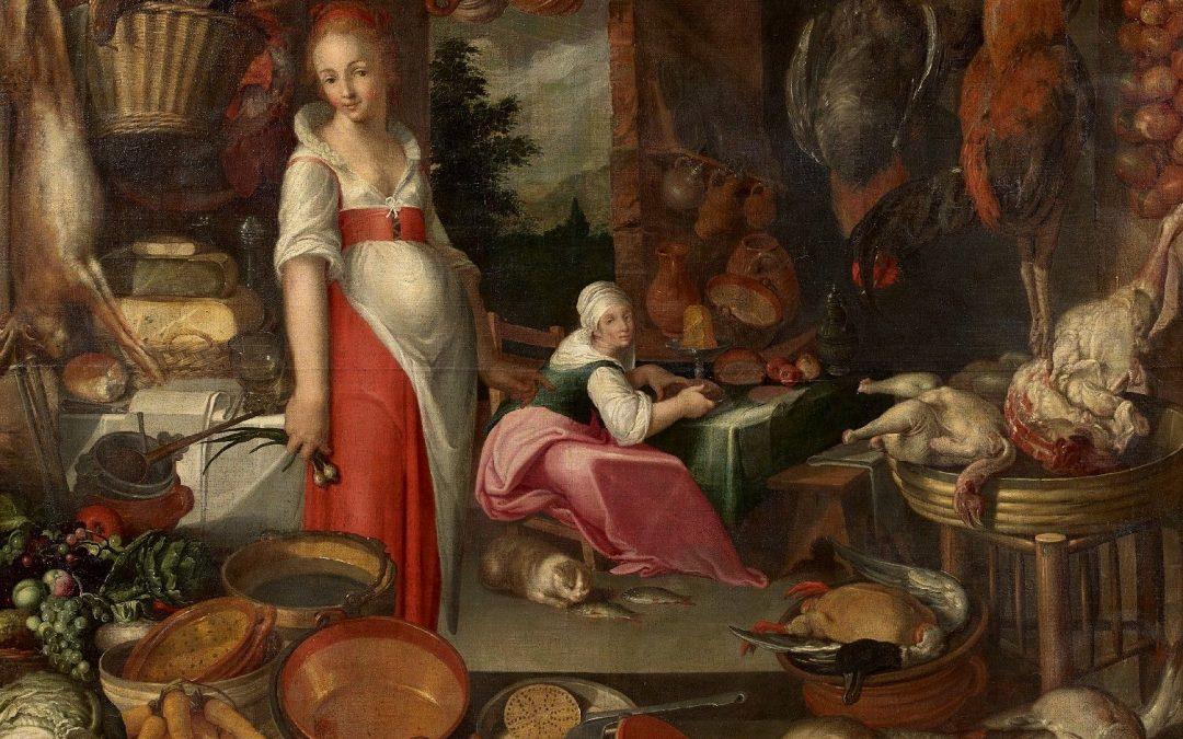 Povinnosti manželiek v 16. storočí