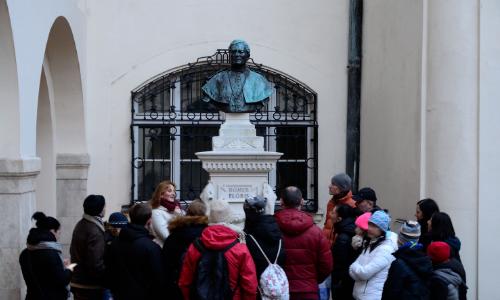 Poznáte životný príbeh Františka Floridusa Rómera – učiteľa, ktorý neučil v škole?