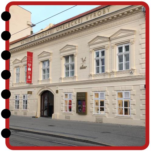 Príbeh budovy ÚĽUV