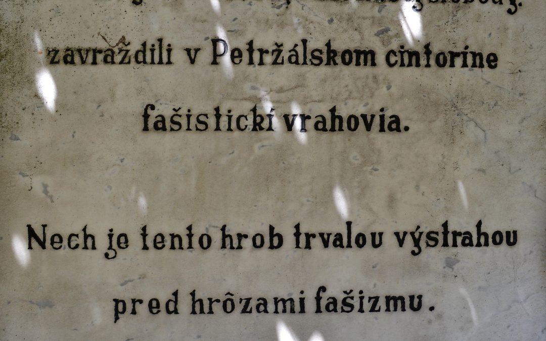 Ťažké povojnové roky v Petržalke priniesli aj tragédiu, ktorá si vyžiadala až 12 mŕtvych