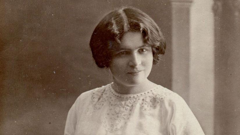 spisovateľka Hana Gregorová Lilgová sa vydala, aby bola slobodná