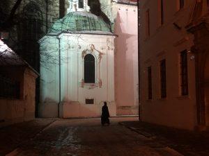Kapitulská ul. BA Dom sv. Martina FOTO Katarína Králiková