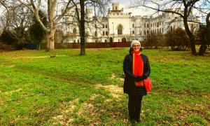BA Rusovce kaštieľ a ja FOTO Katarína Králiková