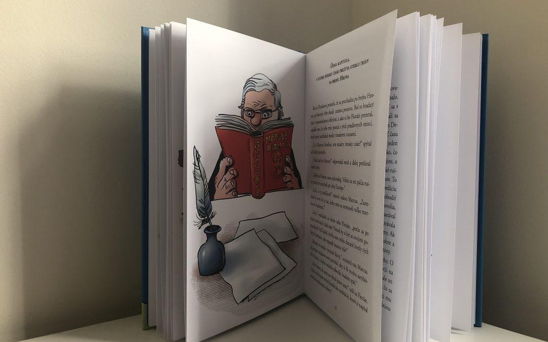 Detská kniha Rómer, záchranca rozprávok podnieti zvedavosť