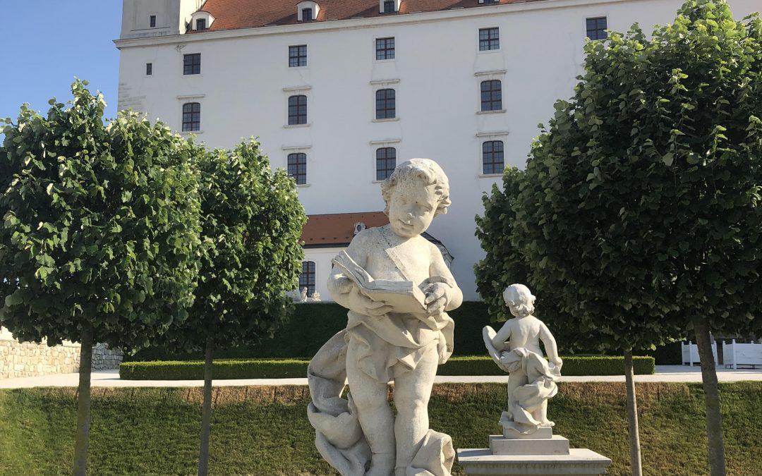 KVÍZ | Odovzdávanie vedomostí z prehliadky Palácové záhrady 2021
