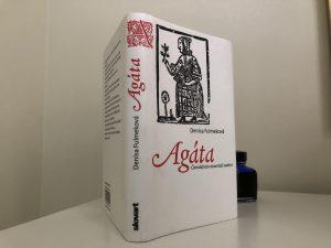 kniha Agata autorka Denisa Fulmekova FOTO Katarína Králiková