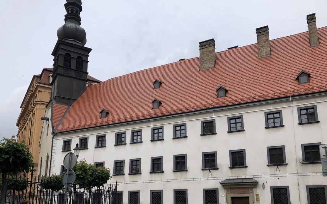 Ján Amos Komenský a učitelia v 17. storočí v Prešporku